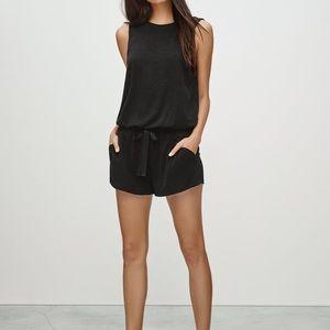 Aritizia Wilfred size xs/s black jumper/jumpsuit.